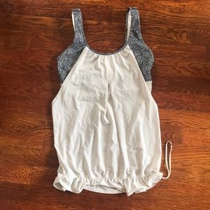 2-in-1 workout tank